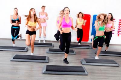 Степни класове във фитнес клуб