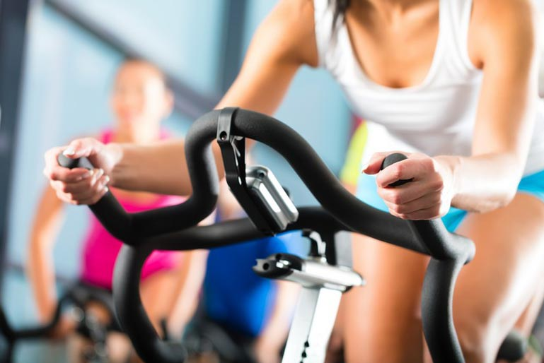 Exercise Bike Helps Lose Weight