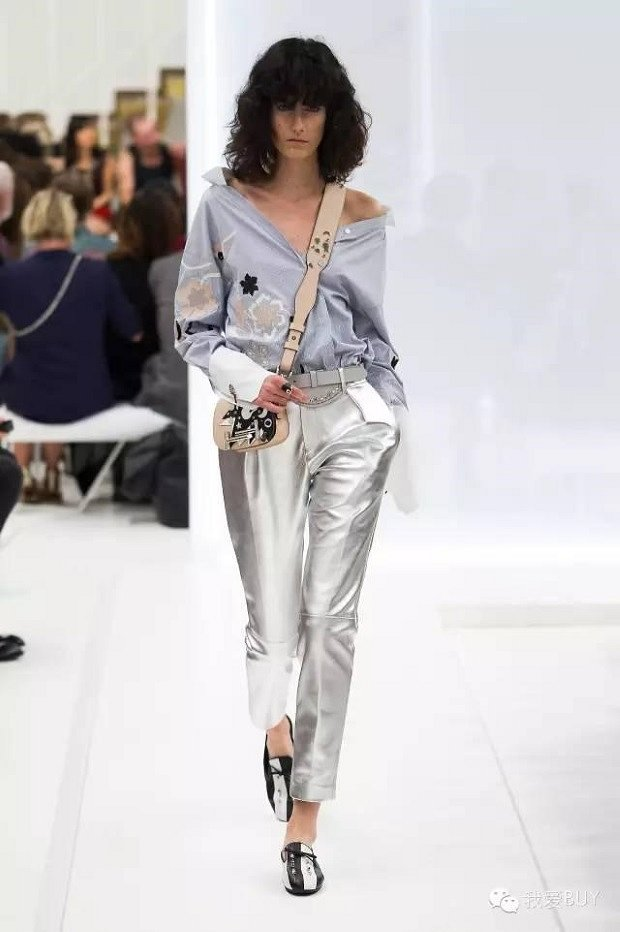 Fashion -Trends -Spring - Summer- 2017-Clothing- with -metallic- effect-8