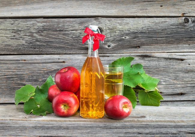apple vinegar555