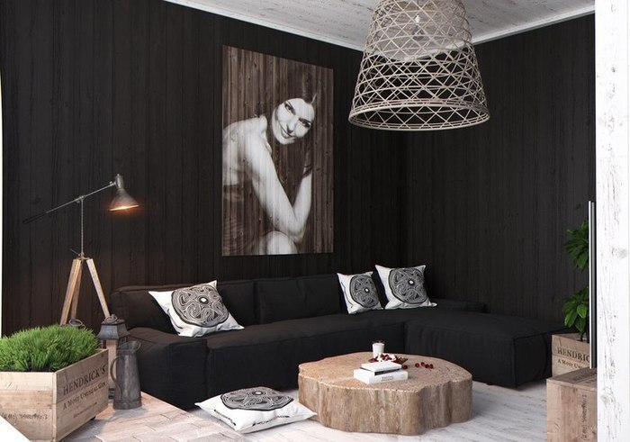 Wood- in -the- interior- of- the -apartment-555-8