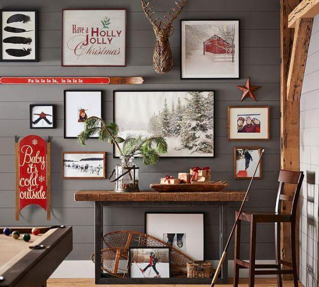 Как -да- украсявам -а- стена-Най-добре -идеи-1