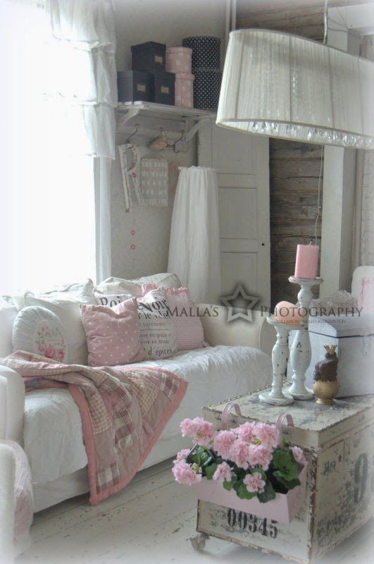 Interior- in -the- style- of -shabby -chic- the- best- ideas-555-34