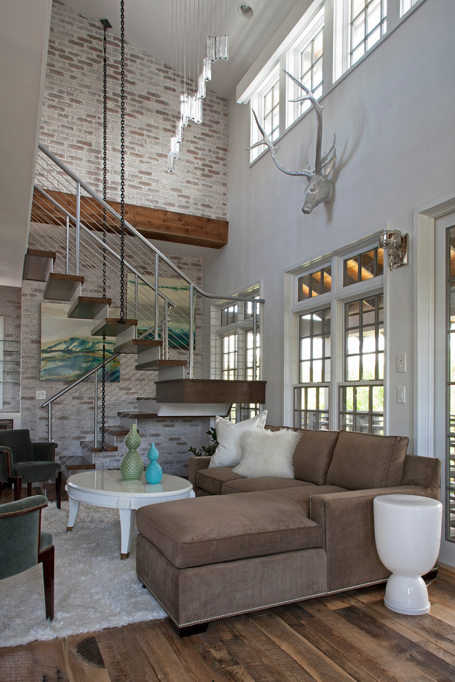 Staircase- in- the- interior -of- the -house-7