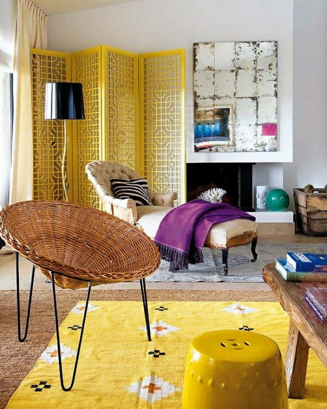 The- best- ideas -of- the- Boho-style- in- the- interior-666-13