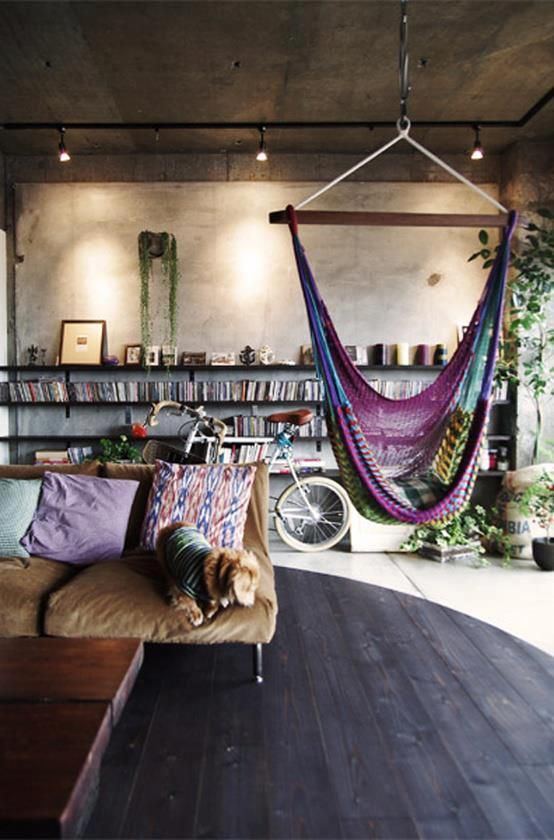 The- best- ideas -of- the- Boho-style- in- the- interior-666-20