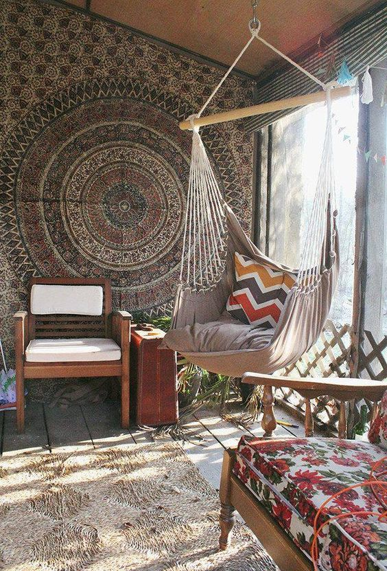 The- best- ideas -of- the- Boho-style- in- the- interior-666-21