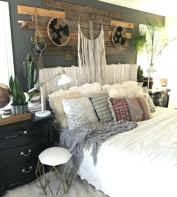 The- best- ideas -of- the- Boho-style- in- the- interior-666-23