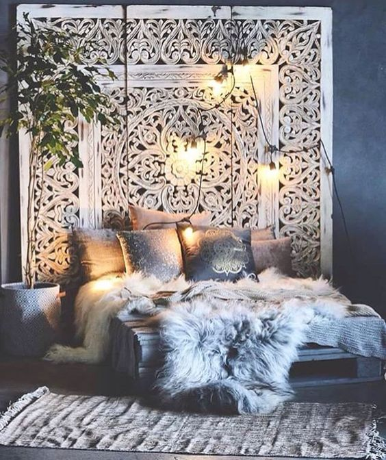 The- best- ideas -of- the- Boho-style- in- the- interior-666-26