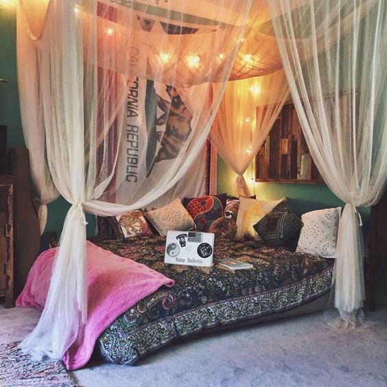 The- best- ideas -of- the- Boho-style- in- the- interior-666-32