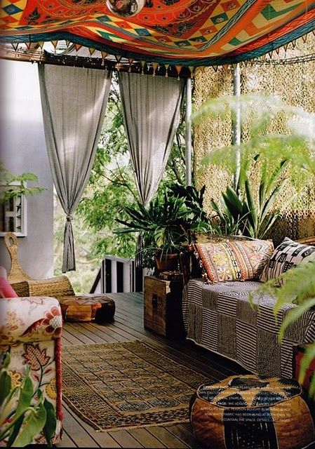The- best- ideas -of- the- Boho-style- in- the- interior-666-33