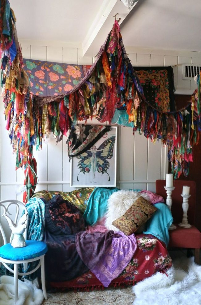 The- best- ideas -of- the- Boho-style- in- the- interior-666-36