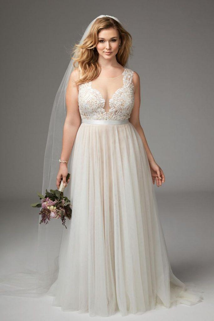 Плюс размер-дълги рокли-Collection-за-сватба-888