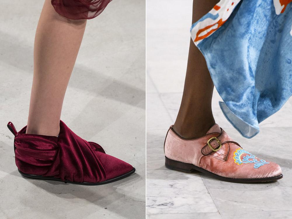 Модни обувки-34