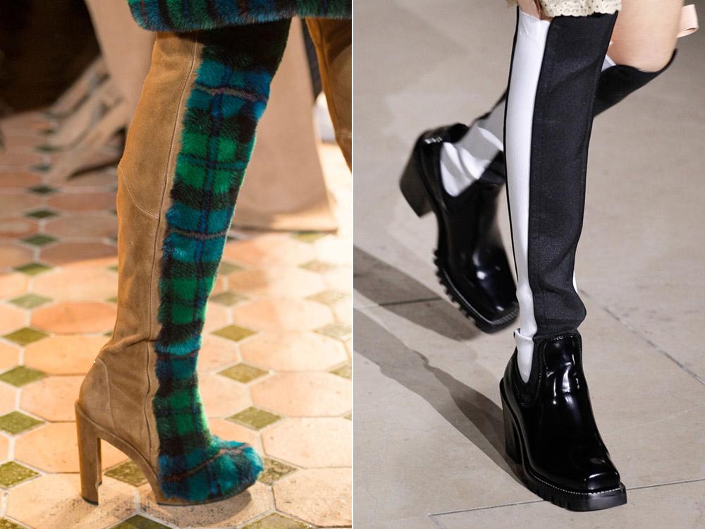 Модни ботуши- есен-зима -2017-2018-888-1