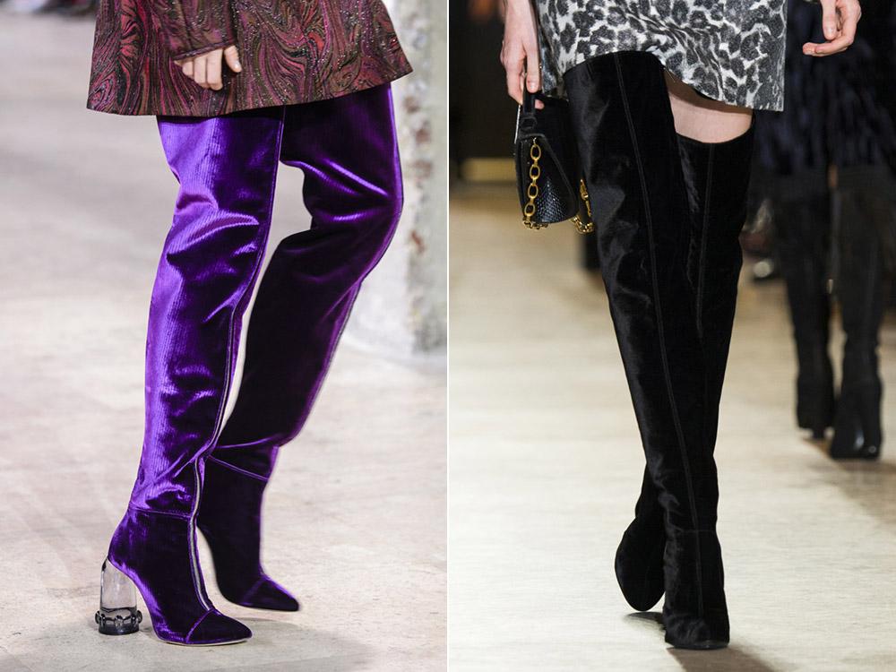 Модни ботуши- есен-зима -2017-2018-888-16
