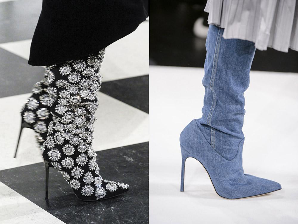 Модни ботуши- есен-зима -2017-2018-888-21