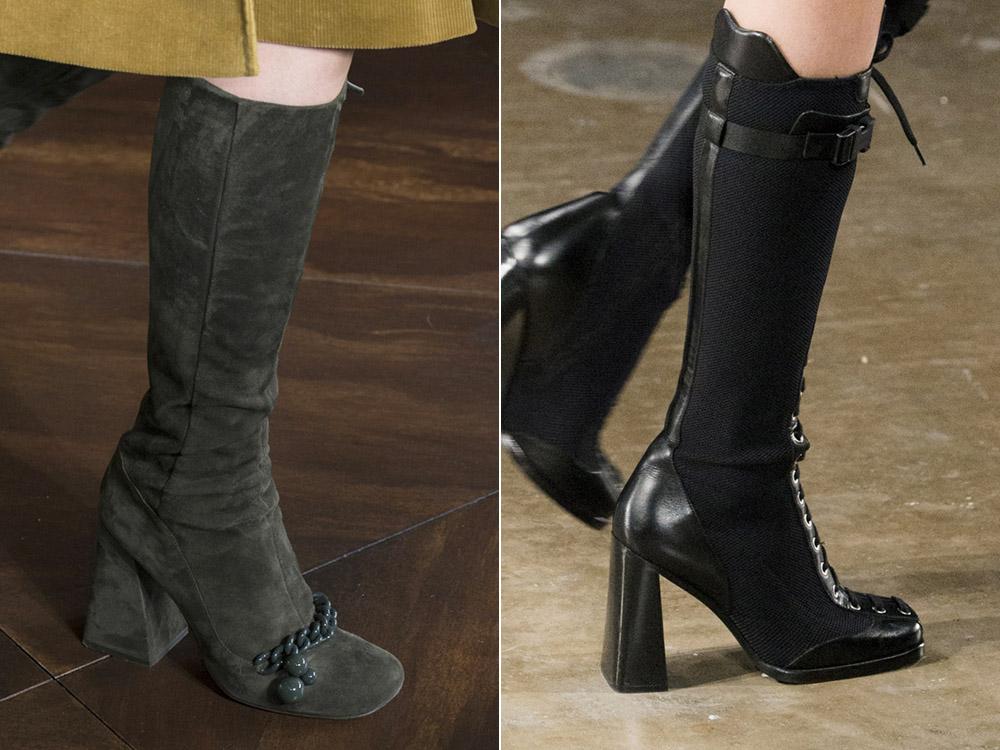 Модни ботуши- есен-зима -2017-2018-888-26
