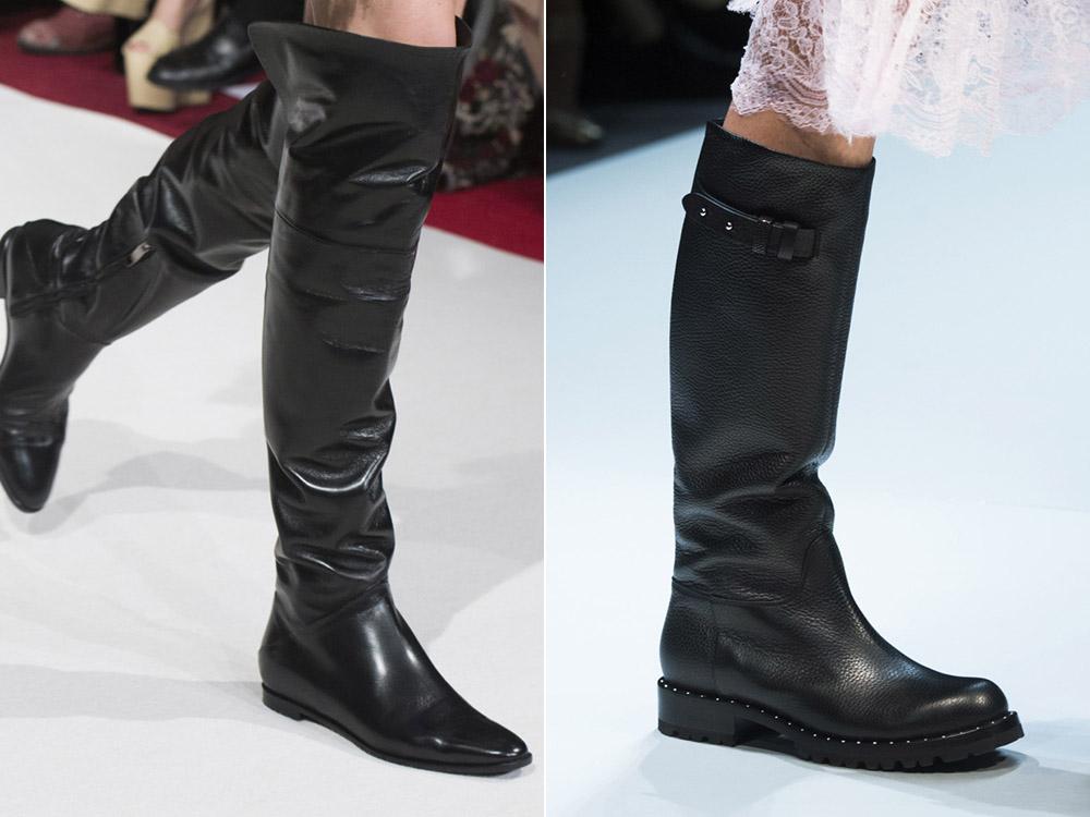 Модни ботуши- есен-зима -2017-2018-888-29