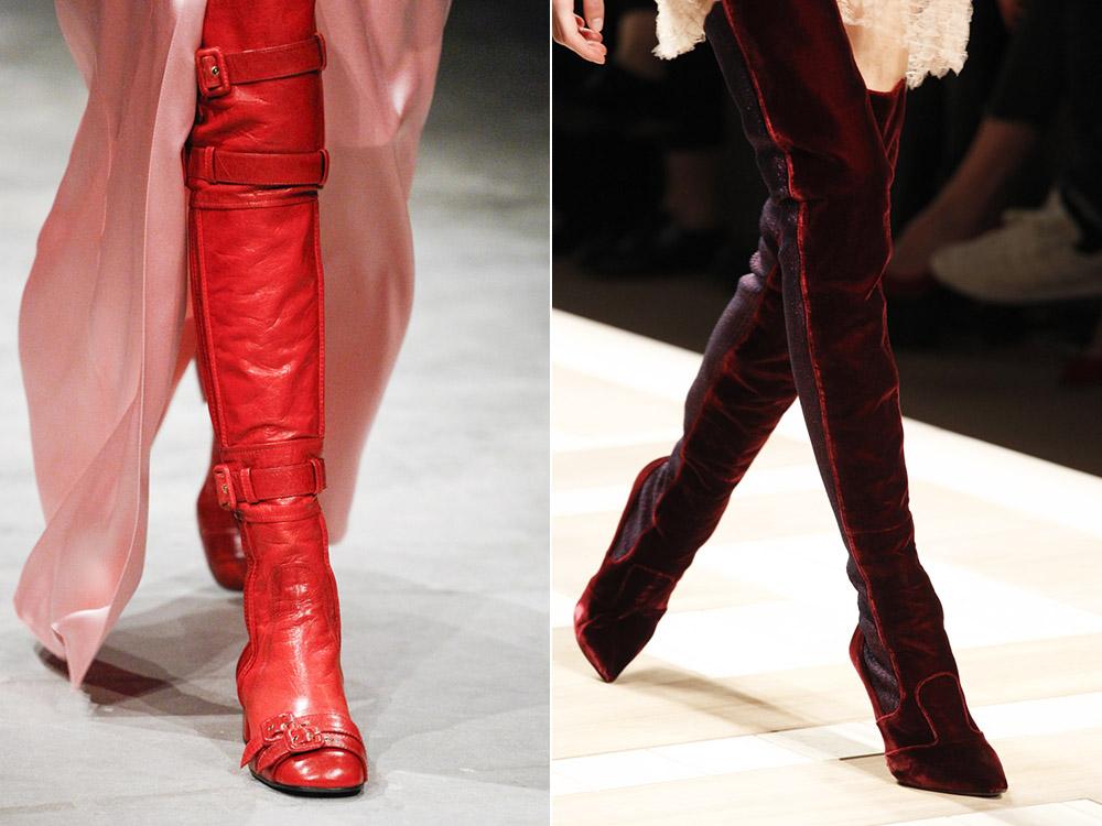 Модни ботуши- есен-зима -2017-2018-888-6