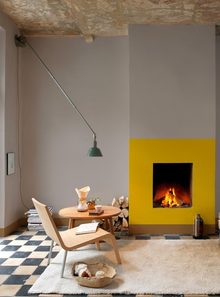Beautiful- design- Yellow- in- the- interior- of- your- house-888-1