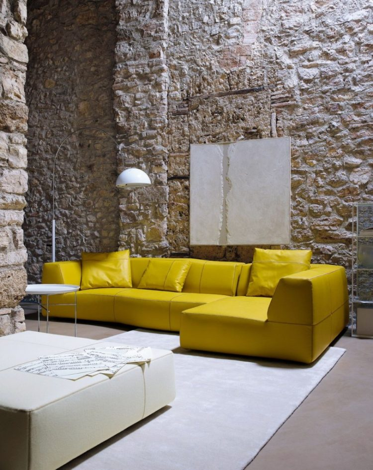 Beautiful- design- Yellow- in- the- interior- of- your- house-888-11