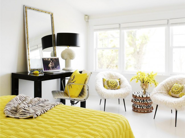 Beautiful- design- Yellow- in- the- interior- of- your- house-888-19