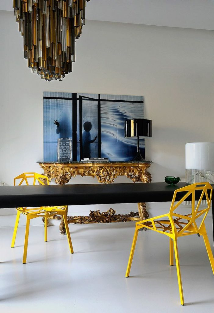 Beautiful- design- Yellow- in- the- interior- of- your- house-888-2