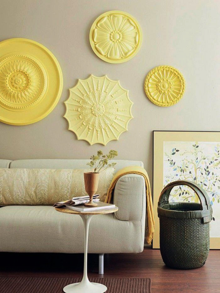 Beautiful- design- Yellow- in- the- interior -of- your- house-888-222