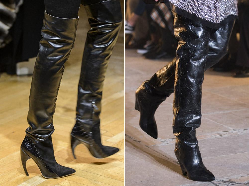 Fashionable- shoes- autumn-winter -2017-2018 - the main- trends_aquilano.rimondi_isabel_marant-666