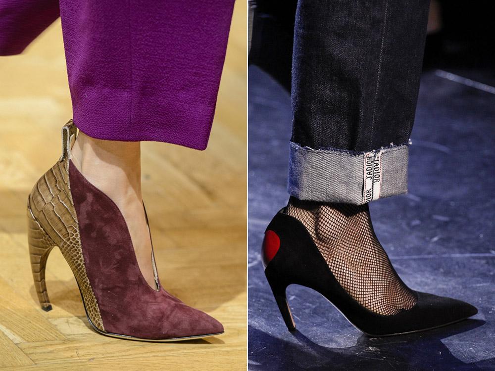 Fashionable- shoes- autumn-winter -2017-2018 - the main- trends_aquilano_rimondi_christian_dior-666