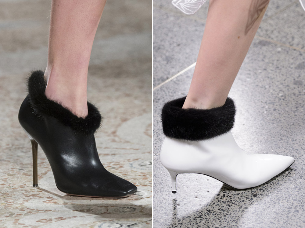Fashionable- shoes- autumn-winter -2017-2018 - the main- trends_blumarine_christopher_kane-666