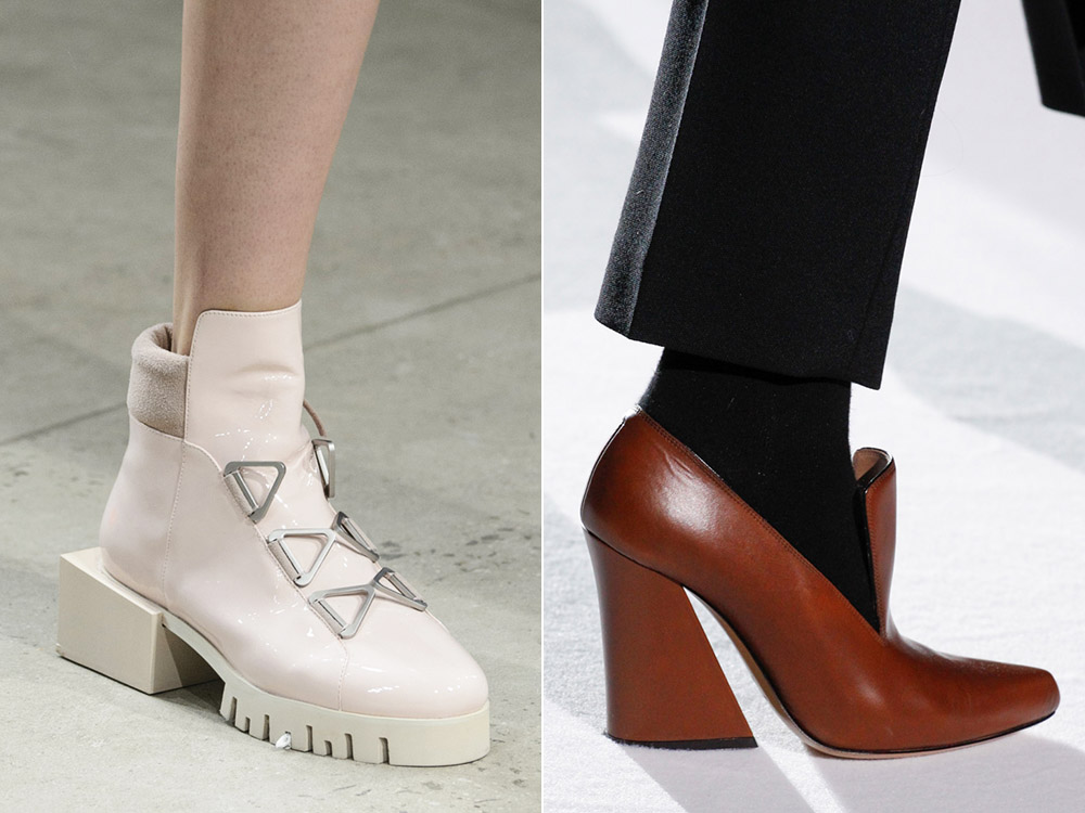 Fashionable- shoes- autumn-winter -2017-2018 - the main- trends_dion_lee_dries_van_noten-666