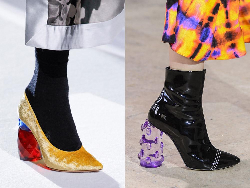 Fashionable- shoes- autumn-winter -2017-2018 - the main- trends_dries_van_noten_ellery-666