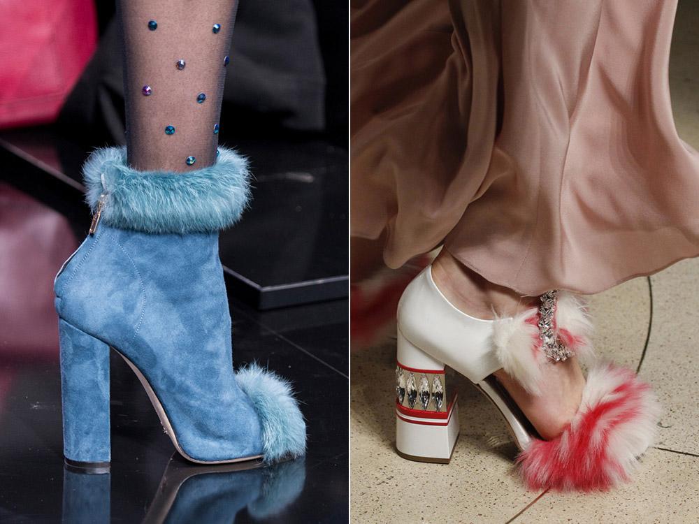 Fashionable- shoes- autumn-winter -2017-2018 - the main- trends_elie_saab_miu_miu-666
