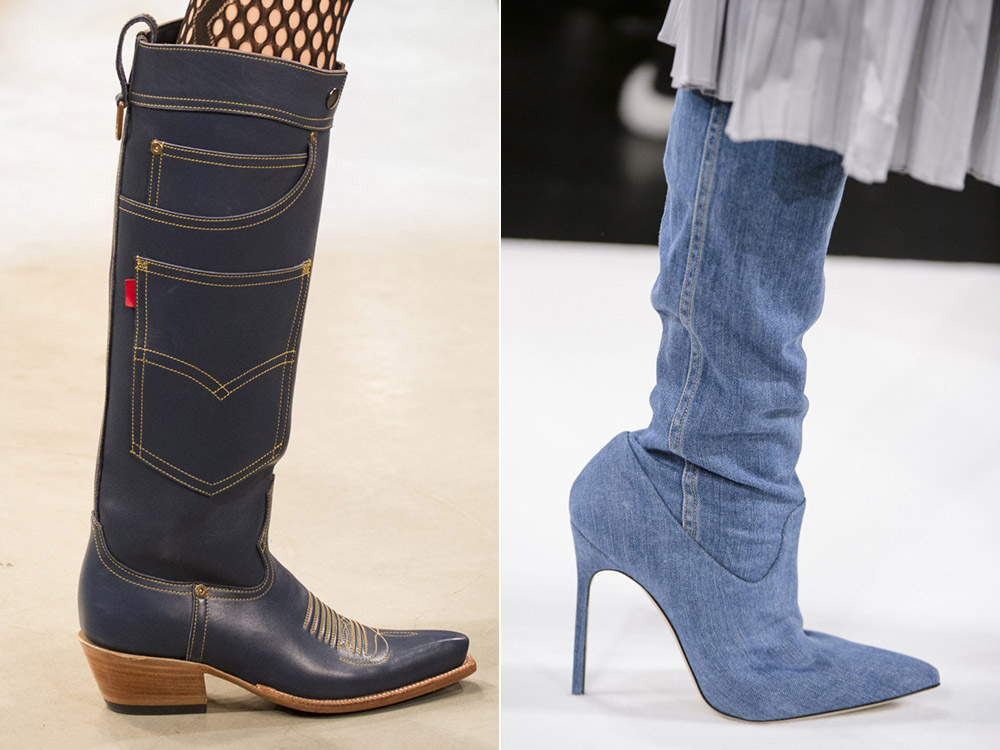 Fashionable- shoes- autumn-winter -2017-2018 - the main- trends_house_of_holland_jonathan_simkhai-666