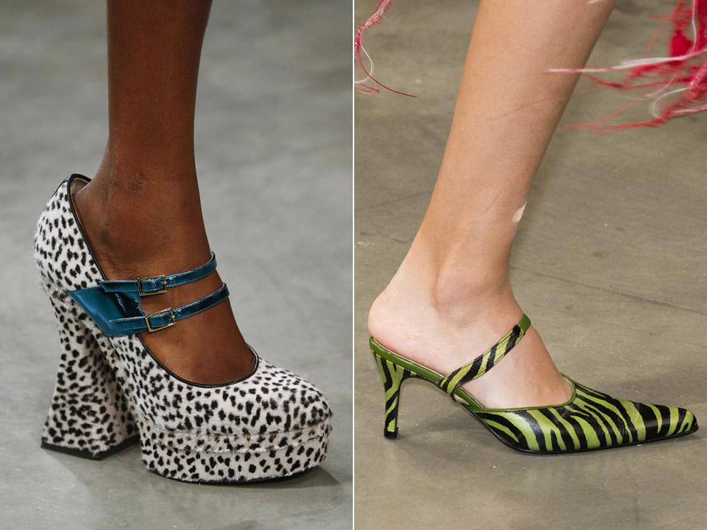 Fashionable- shoes- autumn-winter -2017-2018 - the main- trends_mary_katrantzou_fashion_east-666