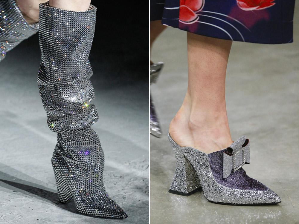 Fashionable- shoes- autumn-winter -2017-2018 - the main- trends_saint_laurent_mary_katrantzou-777