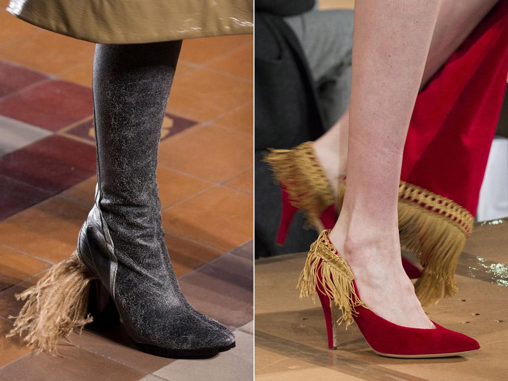 Fashionable- shoes- autumn-winter -2017-2018 - the main- trends_sonia_rykiel_moschino-666