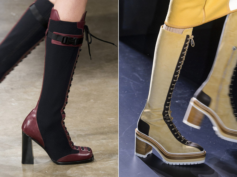 Fashionable- shoes- autumn-winter -2017-2018 - the main- trends_versus_hermes-666