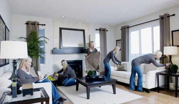 8 tips for living room in a rented apartment