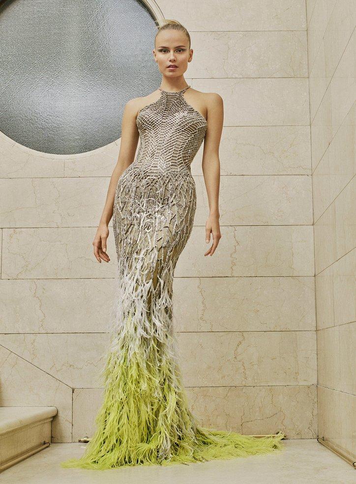 Пролет 2017 Atelier Versace Haute Couture снимка №13