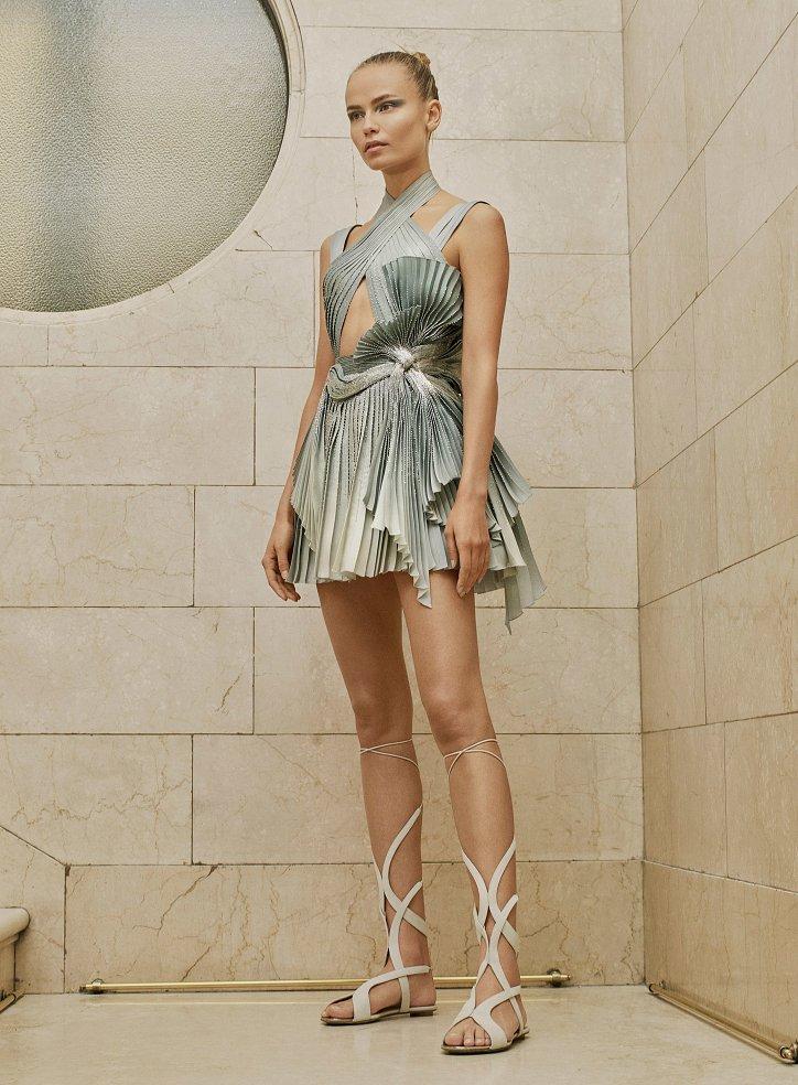 Пролет 2017 Atelier Versace Haute Couture снимка №16