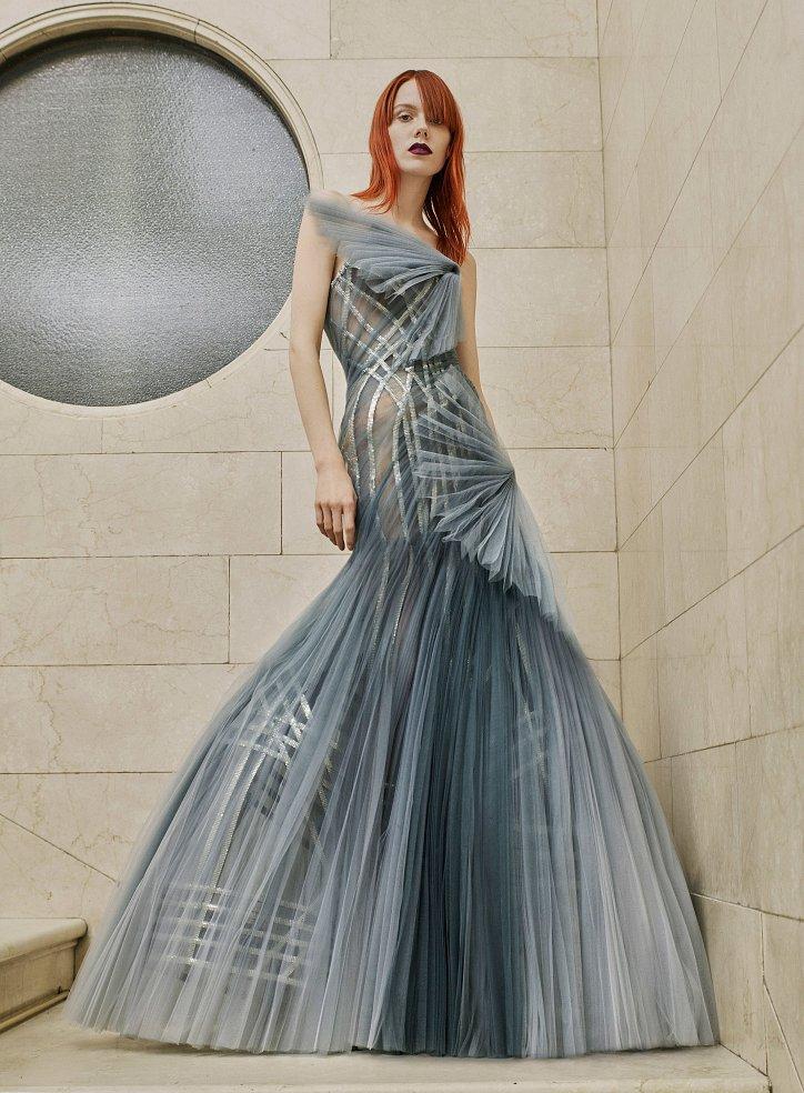 Пролет 2017 Atelier Versace Haute Couture снимка №17