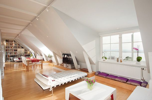 attic-room-design-with-wooden-floor