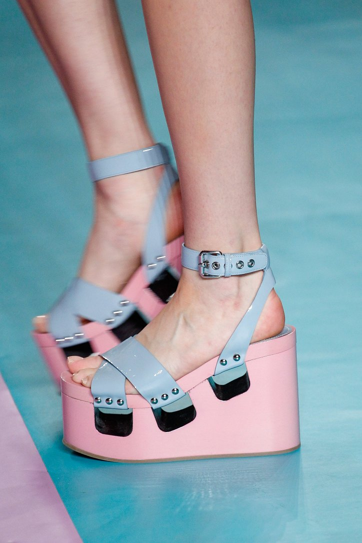 Miu Miu spring-summer 2017 photo №102