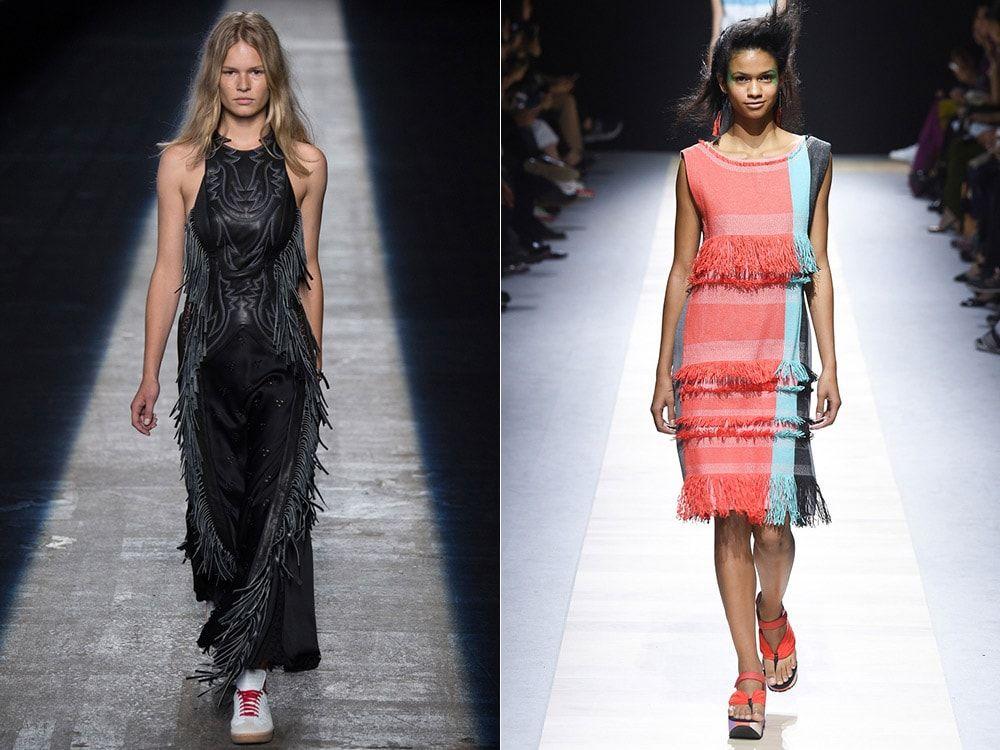 Облечени рокли: Александър Уанг, Иси Мияке