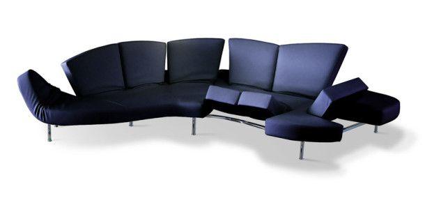 petal sofa
