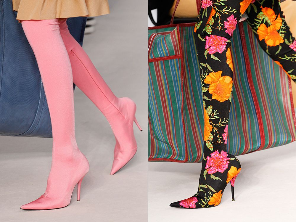 Boots spring-summer 2017