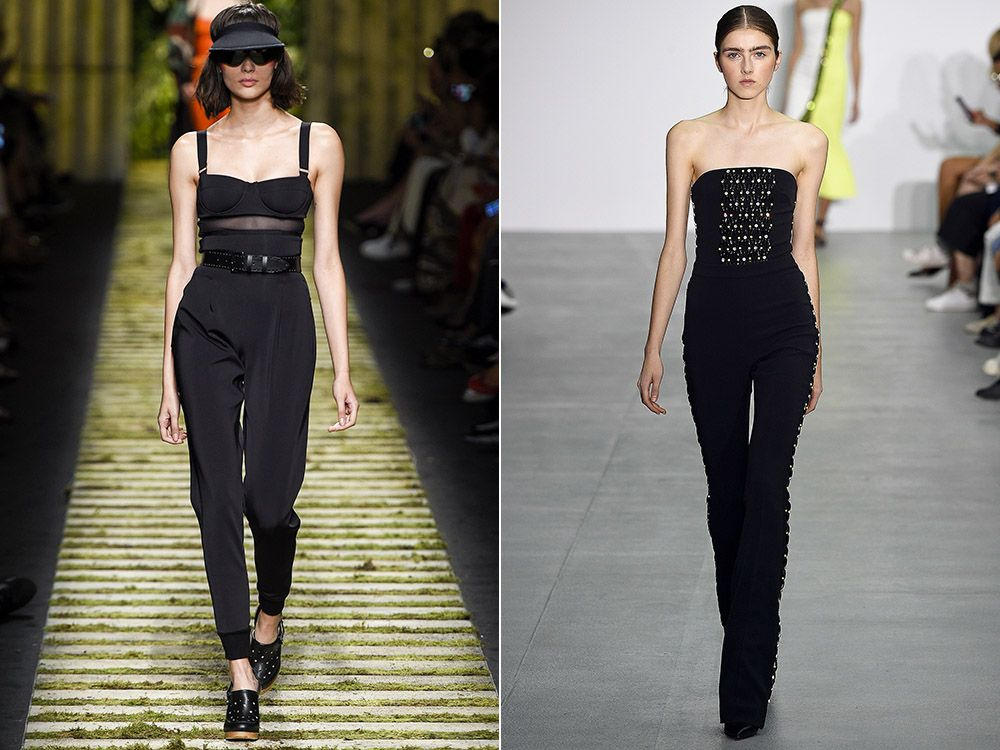 The trend of overalls spring-summer 2017